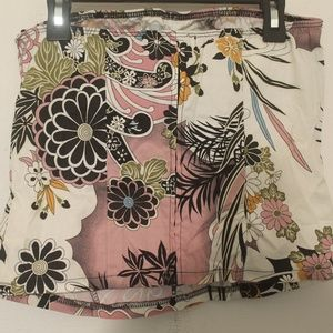 Heart Soul Tops - NWT Heart Soul Floral Bandeau Top Size Small